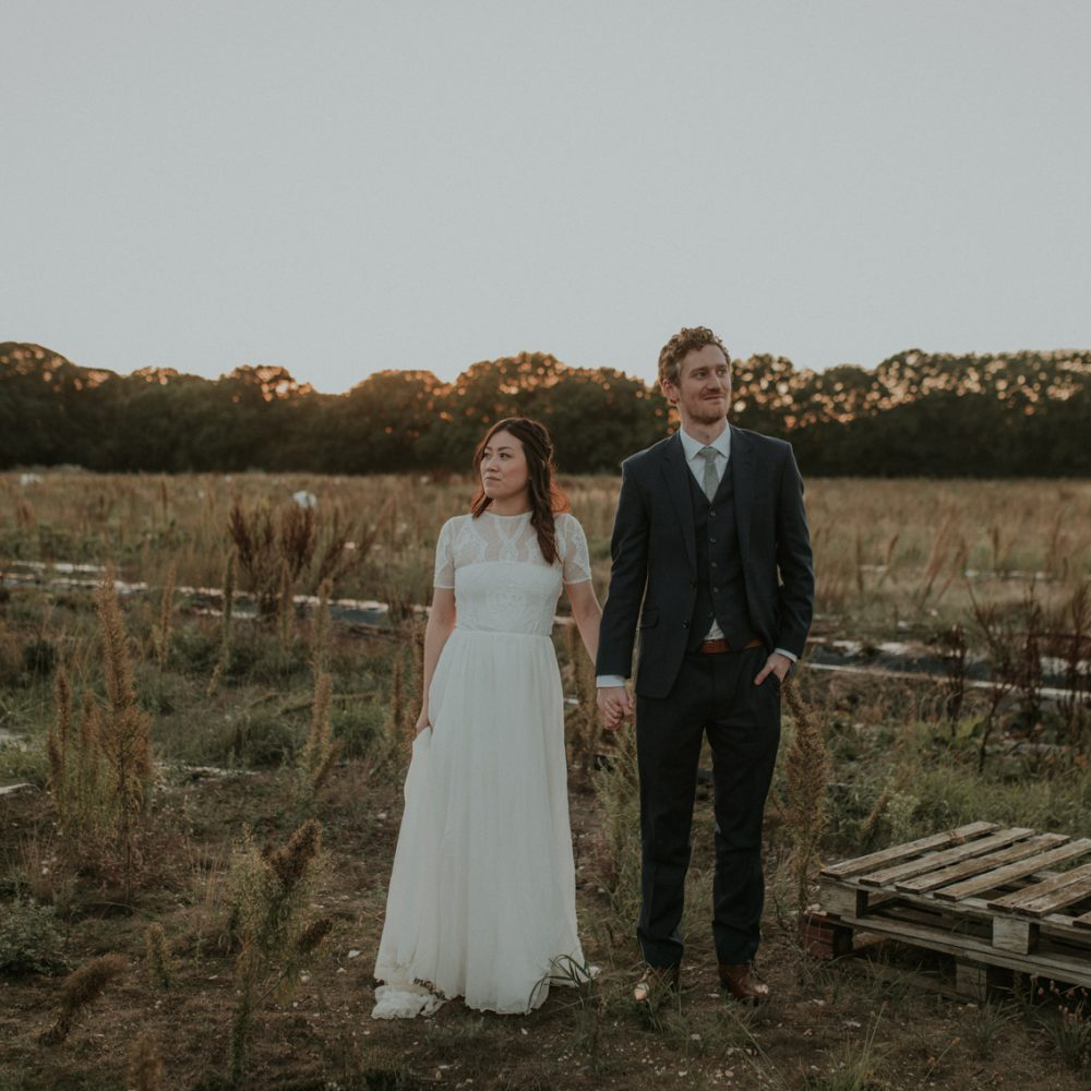 Romantic + Intimate Wedding at Ash Tree Barns – Jess + Tom Full Gallery