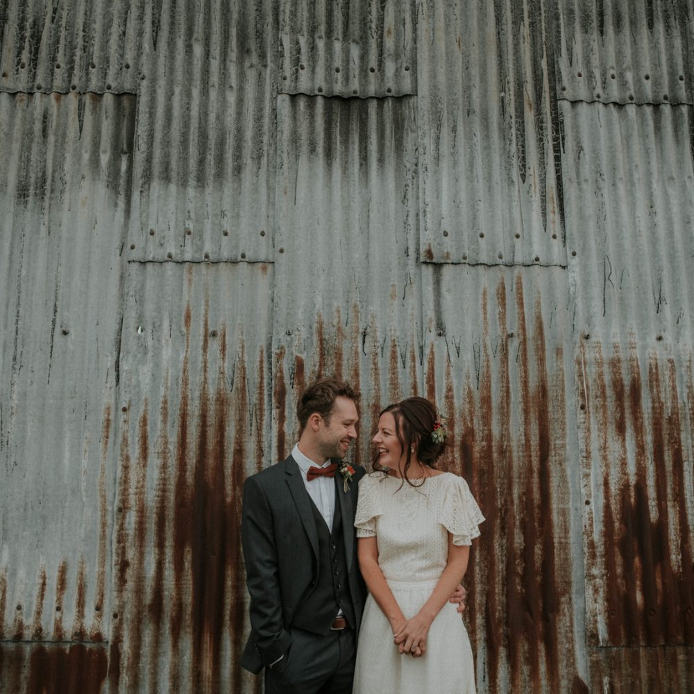 Quirky + Romantic Wedding at Berry Farm Glocestershire – Steph + Jord