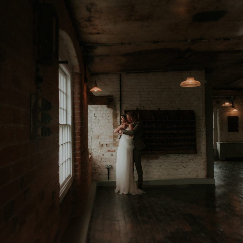 RELAXED AND FUN WEDDING AT THE WEST MILLS, DERBY – MEG AND LUKE